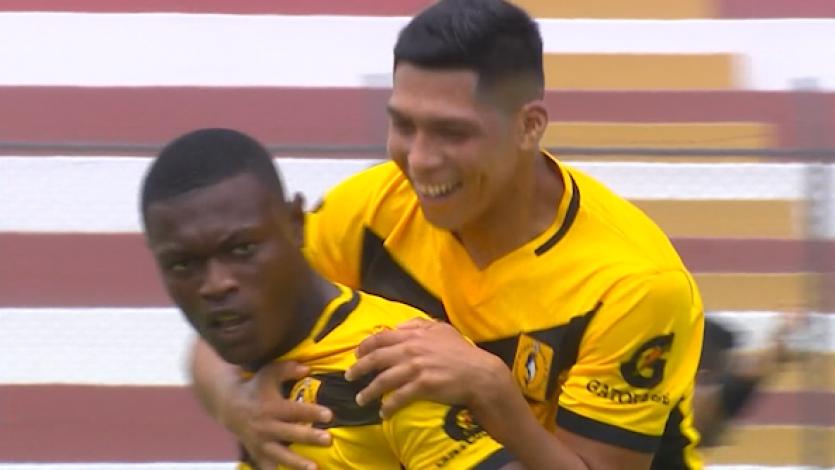 Cantolao goleó a Sport Huancayo y es el puntero parcial de su grupo
