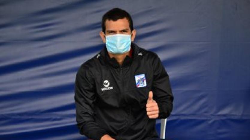 Carlos A. Mannucci pasó pruebas serológicas y quedó listo para entrenar (FOTOS)