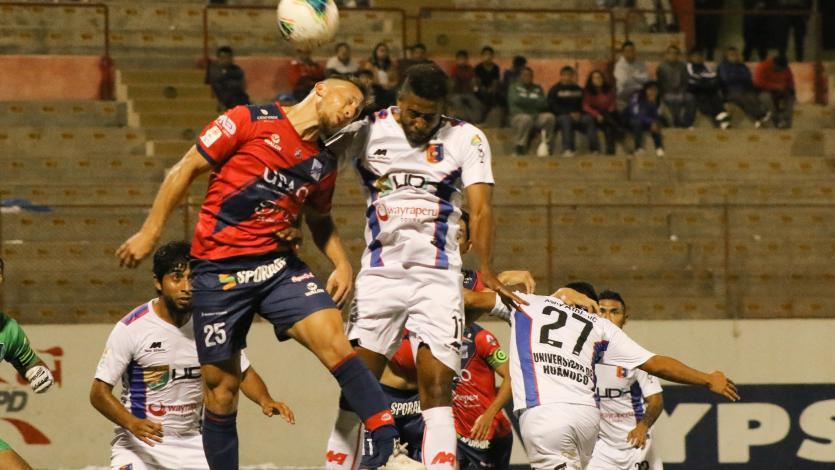 Carlos Mannucci empató 0-0 con Alianza Universidad y se mantiene entre los primeros del Clausura