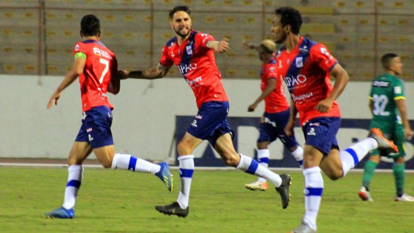 Carlos A. Mannucci y Sport Huancayo empataron 3-3 en un partidazo en Trujillo por el Torneo Clausura