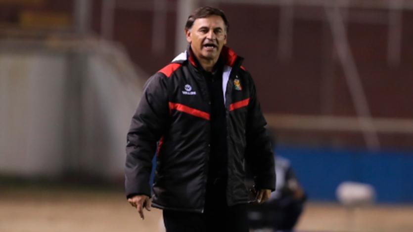 Liga1 Movistar: Carlos Bustos dejó de ser técnico de Melgar