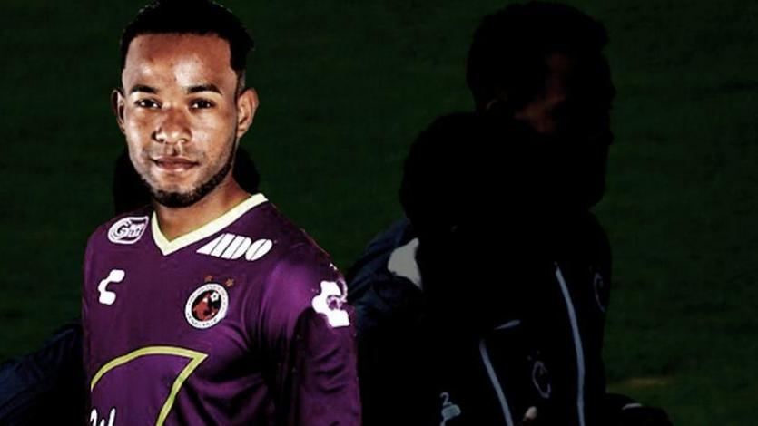 Carlos Cáceda fue convocado por primera vez en Veracruz