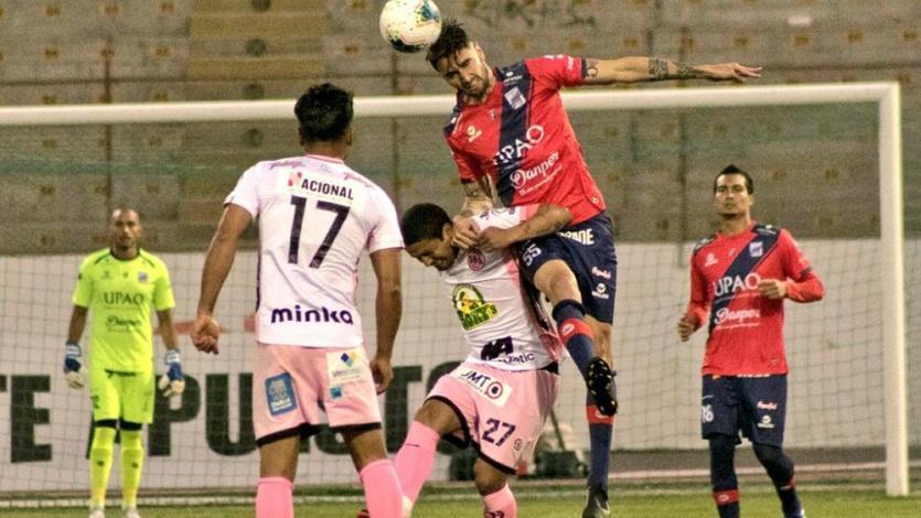 Carlos Mannucci empató 1-1 con Sport Boys y aseguró su permanencia en Liga1 Movistar (VIDEO)