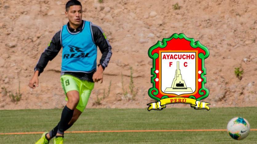 Carlos Olascuaga sobre Ayacucho FC:
