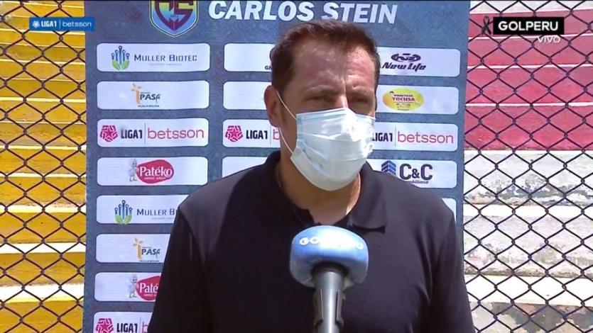 Miguel Ángel Zahzú y el debut con Carlos Stein: