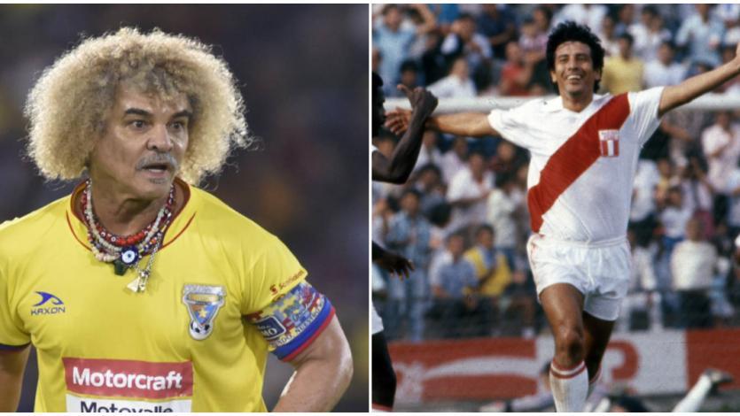 """Carlos 'El Pibe' Valderrama: """"Era muy difícil copiarlo a Cueto pues él tenía una zurda hermosa"""" (VIDEO)"""