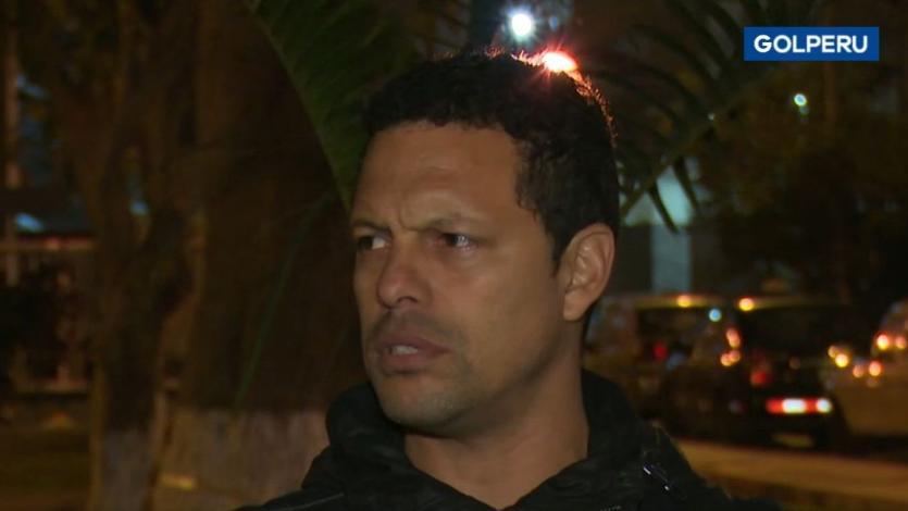 Carlos Zegarra: