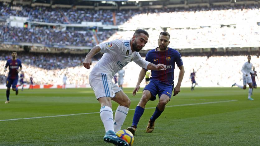 Champions League: Dani Carvajal no jugará la ida ante el PSG