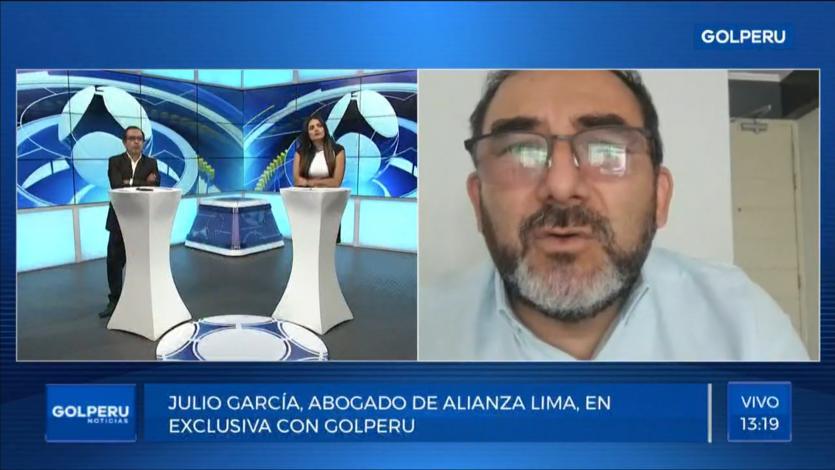 Julio García: