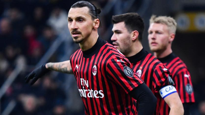 Zlatan Ibrahimovic: se descarta lesión en el talón de Aquiles