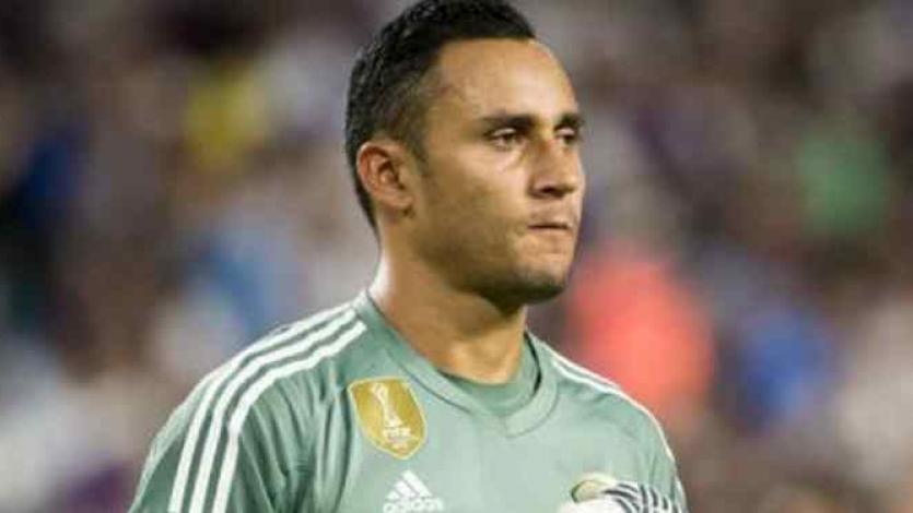 Keylor Navas se suma a la lista de lesionados en el Real Madrid