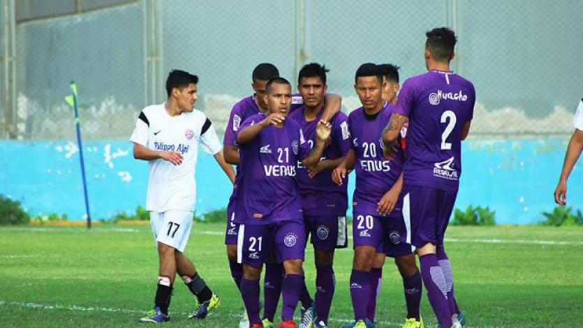 Copa Perú: Social Venus jugó partido amistoso con la Reserva de Sport Boys