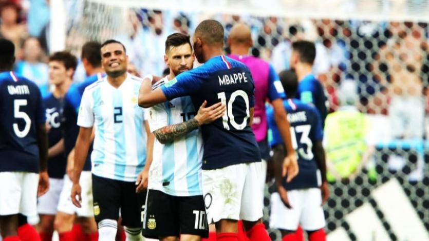Champions League: recordamos el único duelo entre Lionel Messi y Kylian Mbappé