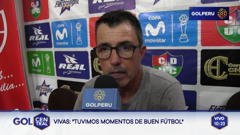 Marcelo Vivas sobre Cristal: