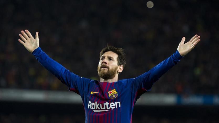 Lionel Messi cierra el 2018 como el máximo goleador del mundo