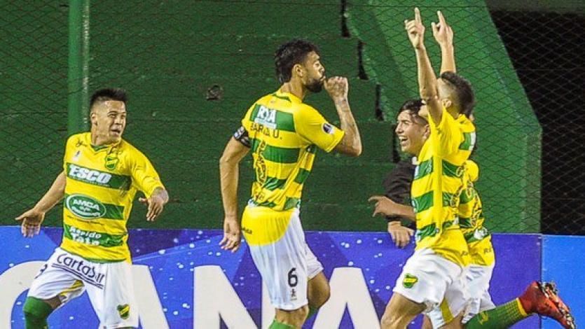 Copa Sudamericana: Defensa y Justicia avanzó a cuartos de final tras vencer a Banfield