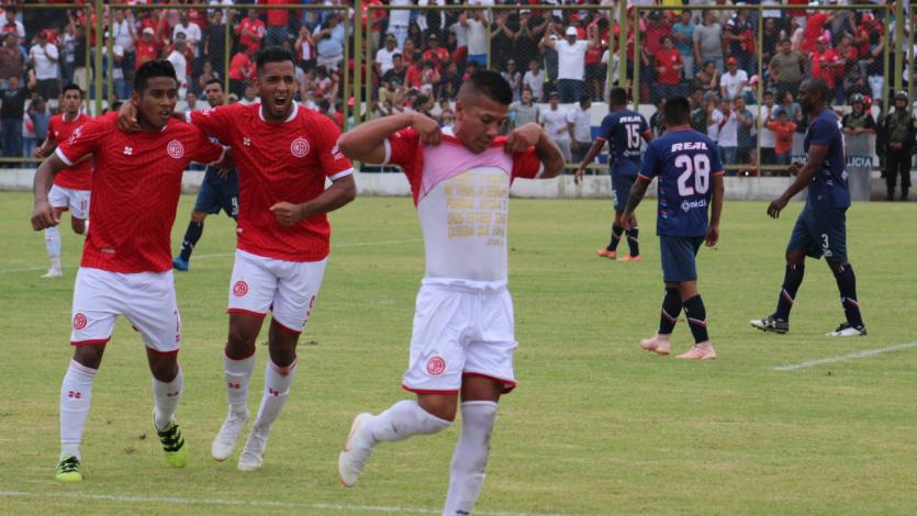 Segunda División: Juan Aurich superó a Cesar Vallejo en la semifinal de ida