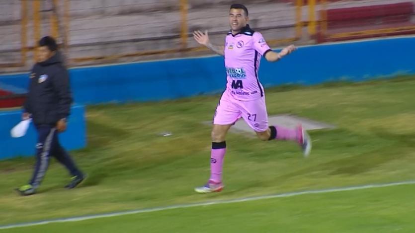 Sport Boys rescata el empate frente a Sport Rosario