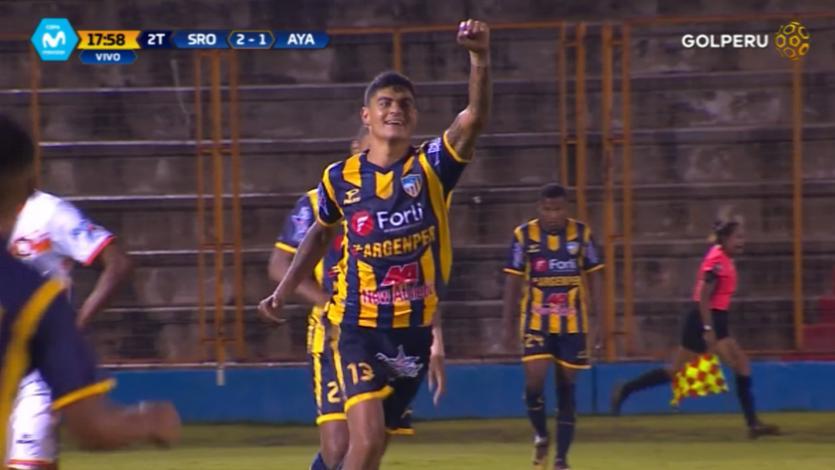 Sport Rosario 5-1 Ayacucho FC