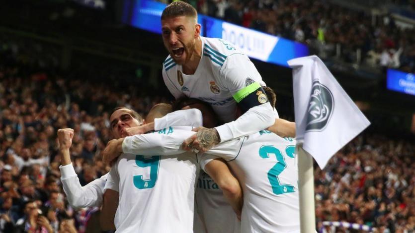Champions League: Real Madrid es el primer finalista y jugará su tercera definición consecutiva