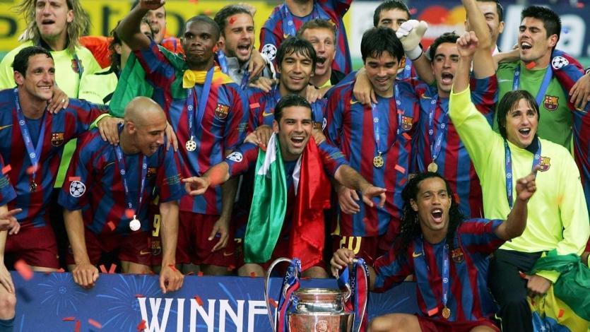 Champions League: un día como hoy, Lionel Messi ganó su primer título con el Barcelona