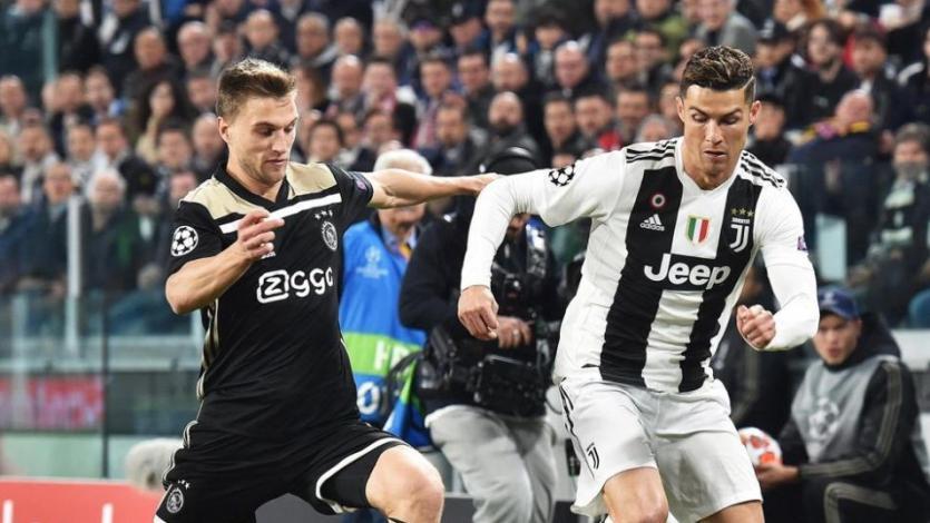 Champions League: hace un año Juventus y Cristiano Ronaldo caían con el Ajax (VIDEO)