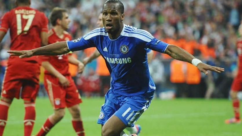 Champions League: el emotivo recuerdo de Didier Drogba sobre el título del Chelsea