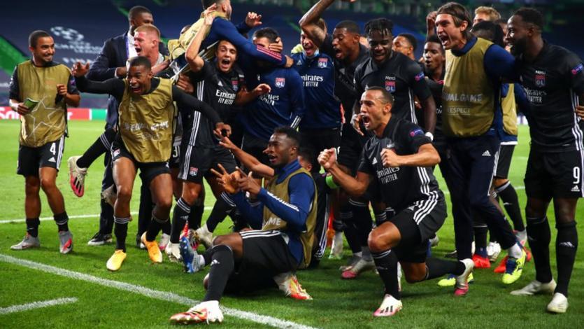 Champions League: Lyon da el golpe y elimina al Manchester City de Guardiola