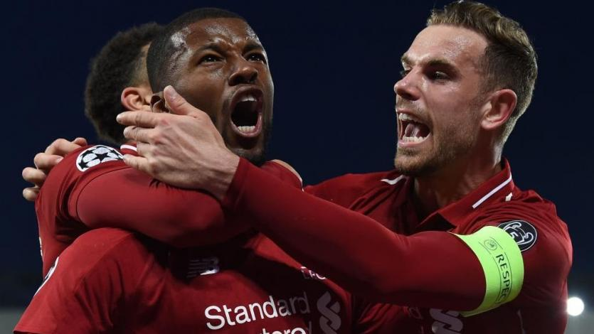 Liverpool volteó a Barcelona y pasó a la final de la Champions League