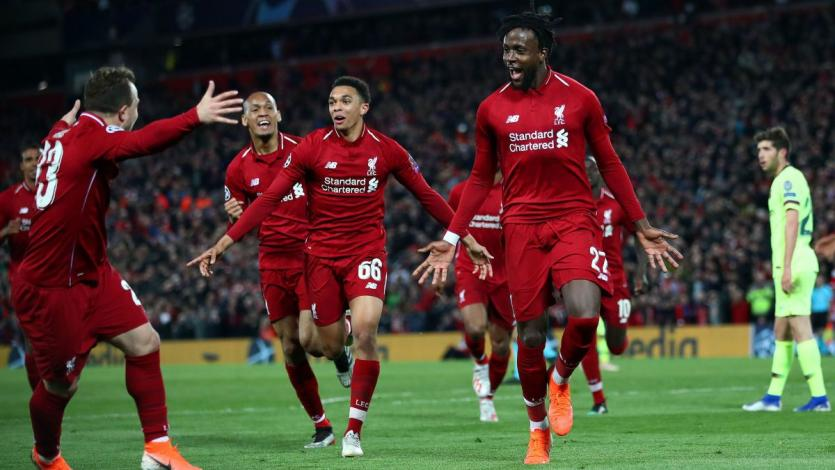 Champions League: se cumple un año del golpe del Liverpool al Barcelona en Anfield (VIDEO)