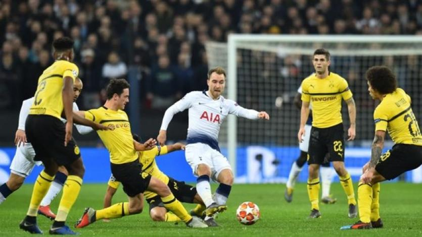 Champions League: Borussia Dortmund va por la hazaña ante Tottenham