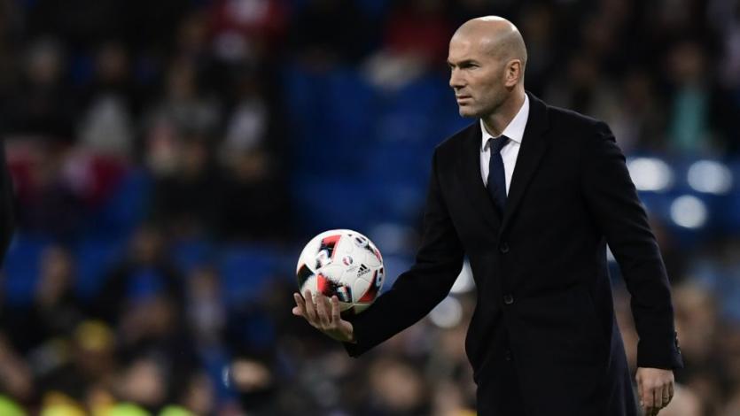 Champions League: El recórd de Zinedine Zidane