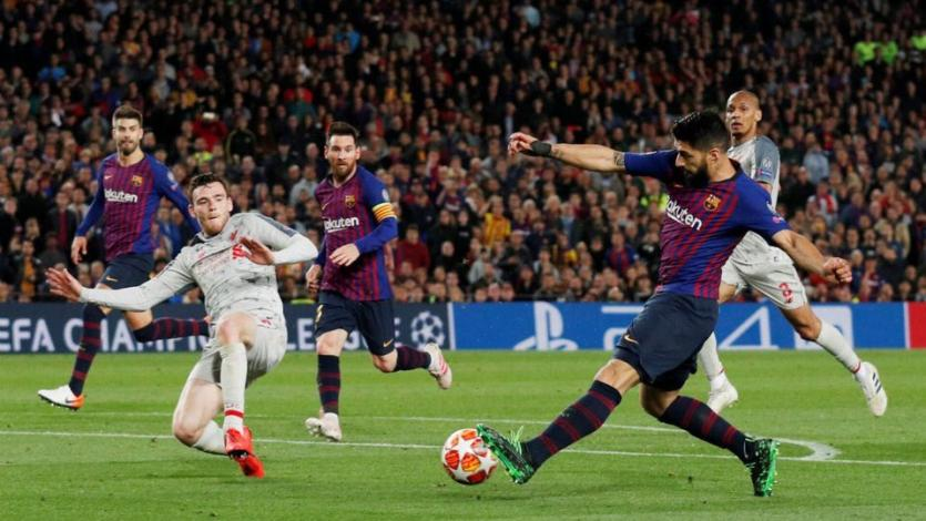 Champions League: Liverpool y Barcelona definen en Anfield