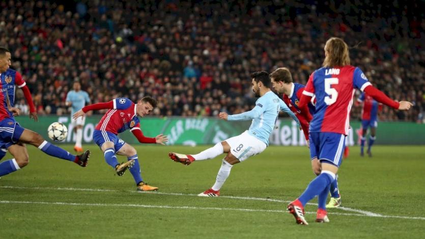 Champions League: Manchester City recibe al Basel