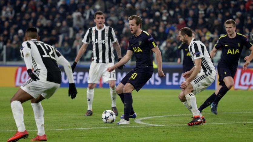 Champions League: Tottenham y Juventus chocan en Wembley