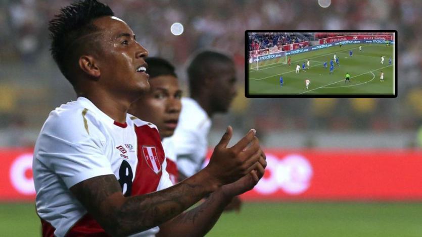 Selección Peruana vs Paraguay: Christian Cueva marcó increíble golazo al ángulo (VIDEO)