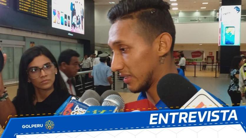 Christofer Gonzales de Sporting Cristal: