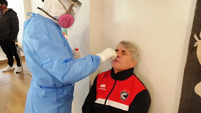 Liga1 Movistar: Cienciano pasó las pruebas moleculares y se alista para reiniciar entrenamientos