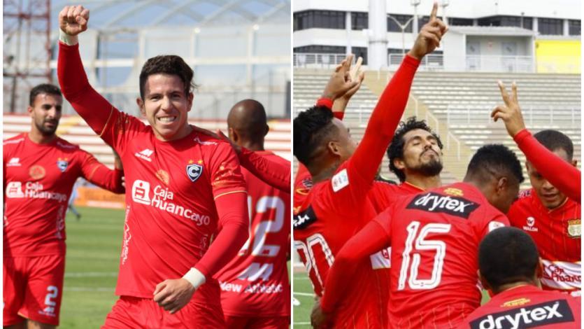 Liga1 Movistar: Cienciano y Sport Huancayo chocan en un partidazo por la fecha 15 de la Fase 1