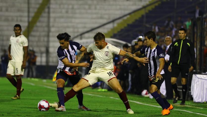 Clásico del fútbol peruano será en la fecha 9 del Torneo Apertura