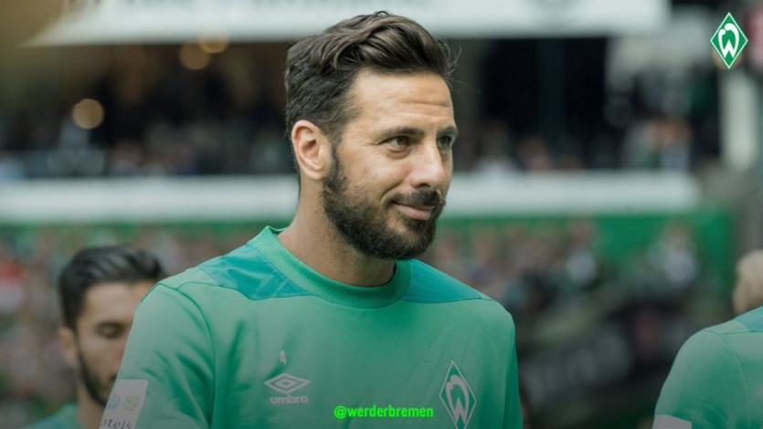 Claudio Pizarro se quedó en la banca durante triunfo del Werder Bremen