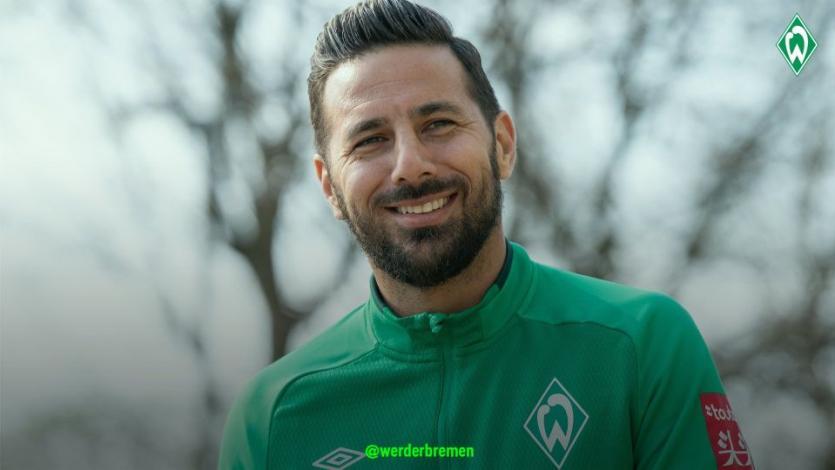 Bundesliga: Claudio Pizarro se perderá el regreso del fútbol con el Werder Bremen