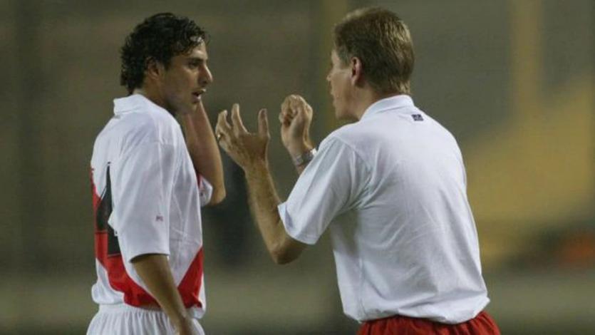 Paulo Autuori valoró la carrera de Claudio Pizarro: