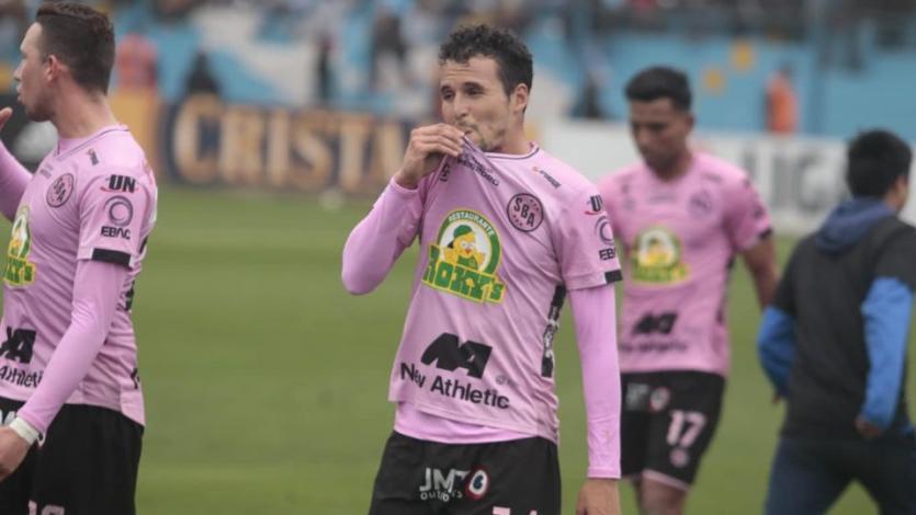 Claudio Torrejón: