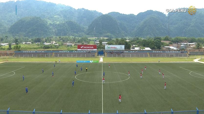 Deportivo Binacional derrotó 2-1 a Unión Comercio