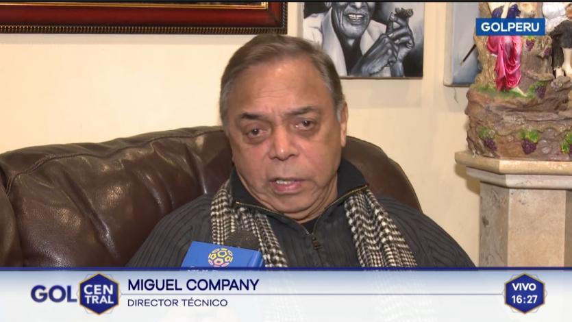 Miguel Company: