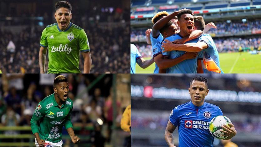 Los 4 peruanos que pelearán por salir campeones de la Champions centroamericana