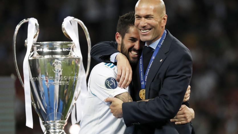 Conoce los números que deja Zinedine Zidane en el Real Madrid