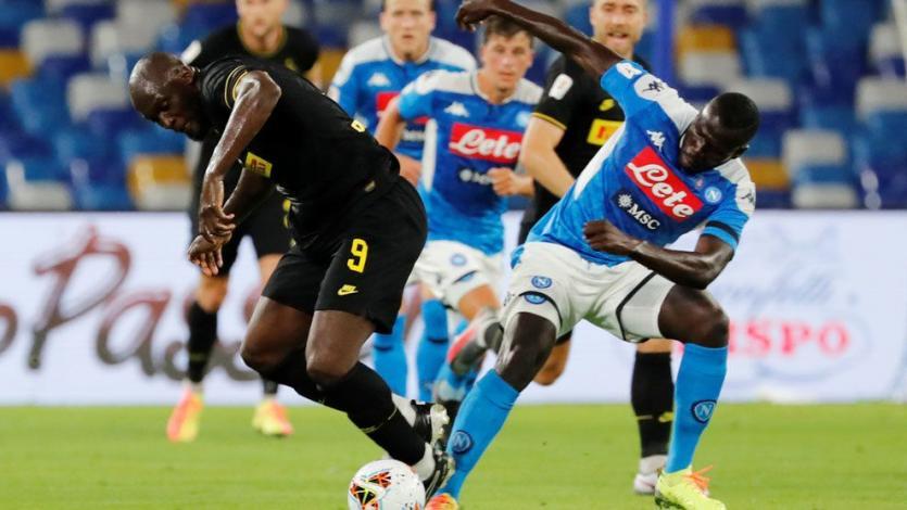 Copa Italia: Nápoli dio el golpe y eliminó al Inter en las semifinales (VIDEO)