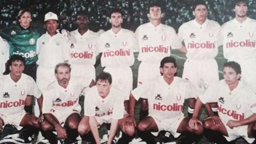 Copa Libertadores: así fue la victoria de Universitario ante Emelec de 1994 (VIDEO)
